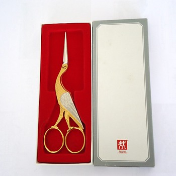 J A Henckels stork scissors - Sewing