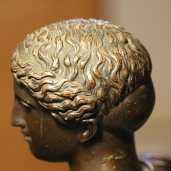 Bronze Bust of Diana? - Visual Art