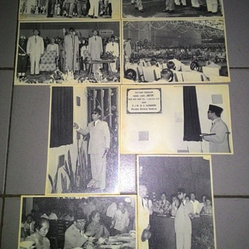 Indonesia's 1st President, Ir. Soekarno