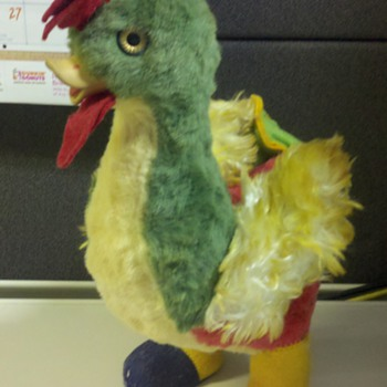 Gund MFG CO. Rooster
