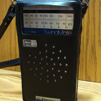 Emerson SwingMate Radio