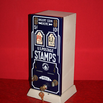 stamps machine