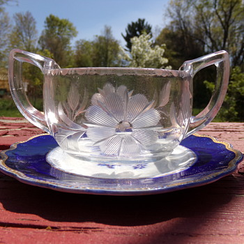 Glass And Porcelain - Glassware