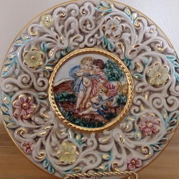 Capodimonte Plate