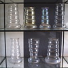 Vases O & OO by de Bazel