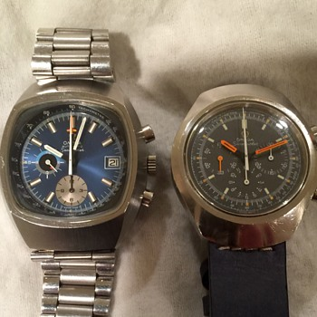 "Vintage Omega Chronos--which is the real ""Jedi""?"