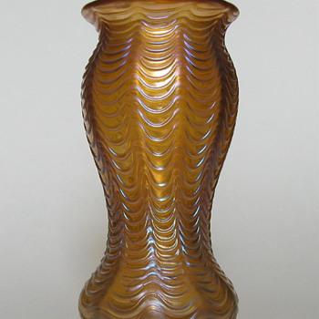 Loetz Aeolus vase