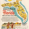 1952 - Florida Travel Advertisement