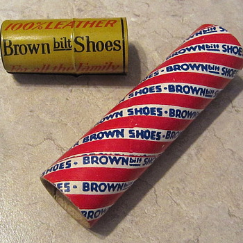 Buster Brown Shoes and Brownbilt Noisemakers 1940s to 1960s - Advertising