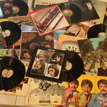 30 Different Original Pressings ~  - Records