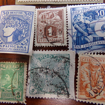 Eastern European Stamps
