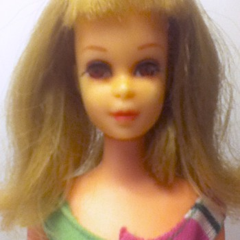 1966-1967 Francie Doll - Dolls