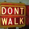 Marbelite Lawdescent Lite Pedestrian Signal