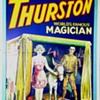 "Original Thurston ""Balaam and His Donkey"" Stone Lithograph Window Card"
