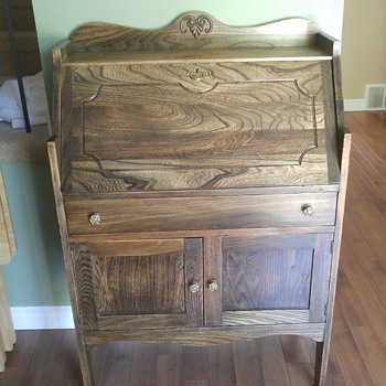 Old desk - Furniture