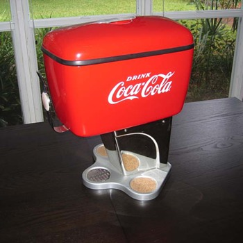 One-Of-A-Kind Coca-Cola Prototype Dispenser