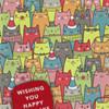 Three Christmas Greetings…..