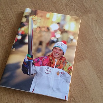 Album of the Sochi 2014 Olympic Torch Relay Photos