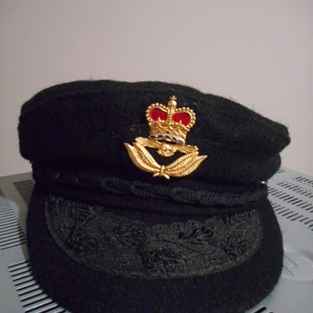 RCAF,Royal Canadian Air force hat??