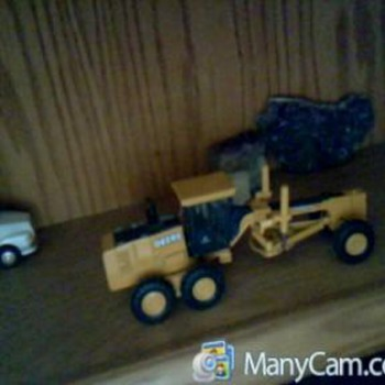 toy semi truck/toy bank car/toy tractor/toy woodie - Model Cars