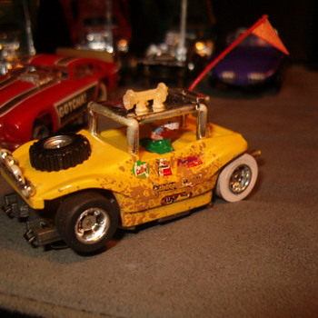 TYCO PRO OFF ROAD DUNE BUGGY - Model Cars