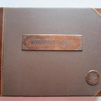 Photo Album 1920's ?