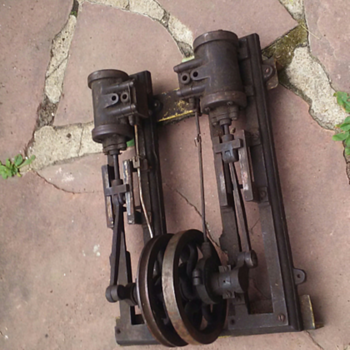 two cylinder popcorn steam engine - Tools and Hardware