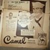 1940s Camel Ad