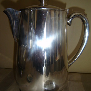 Thrift Store Score!!! Sheffield plate tea pot!2 pint - Sterling Silver