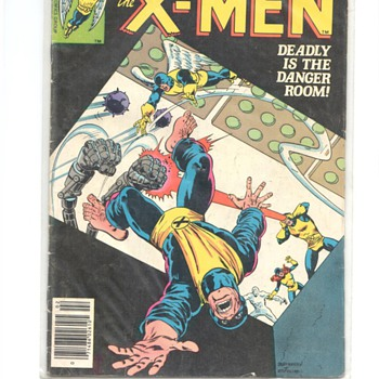 X-MEN COMIC