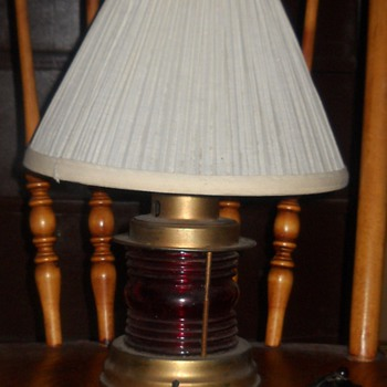 Carling Lamp - Lamps