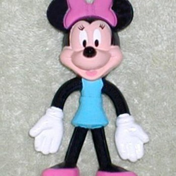 "2004 - Kellogg's Promo Toy - ""Minnie Mouse"""