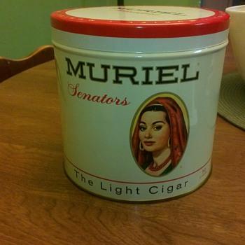 Muriel Senator Tin