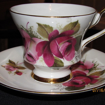 YET MORE CUPS & SAUCERS - China and Dinnerware