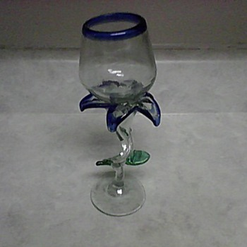 FLOWER ART GLASS - Art Glass