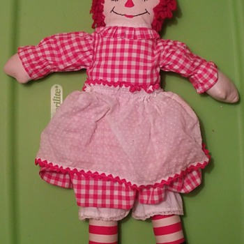 Raggedy Ann Doll - Dolls