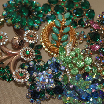 Green Collection - Costume Jewelry