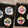 NASCAR PINS  1949-1960 3M BRAND.