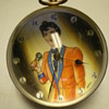 Elvis Presley Tissot Clock