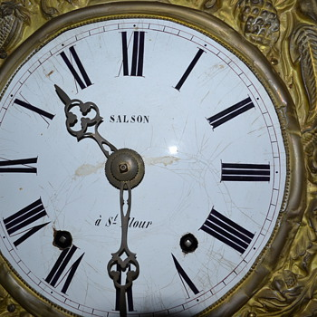 My Great Aunt's Clock - Clocks