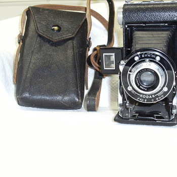 1927-1929 Kodak camera