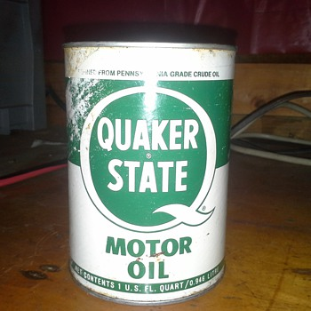 My newest old oil can