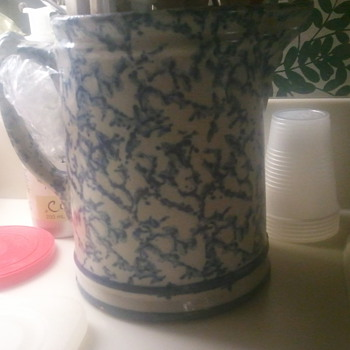 Pitcher - China and Dinnerware