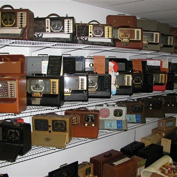 Zenith Transoceanic fanatic - Radios