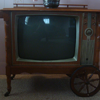 Packard Bell Cart Television - Furniture