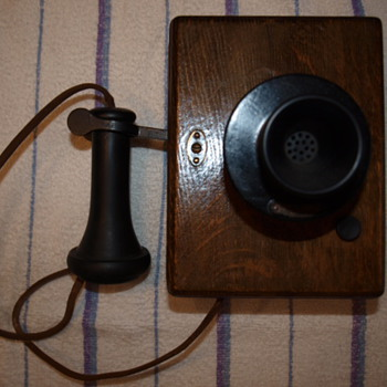 Western Electric 293AK Telephone - Telephones