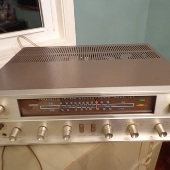 Lafayette LR-400 Stereo Receiver