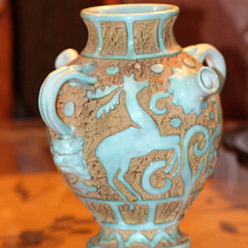 Italian Pot - Art Pottery