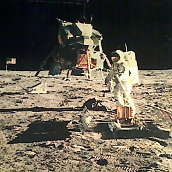 Apollo 11 Mission to the Moon 1969