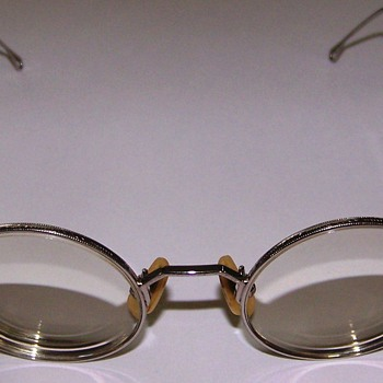 My old glasses